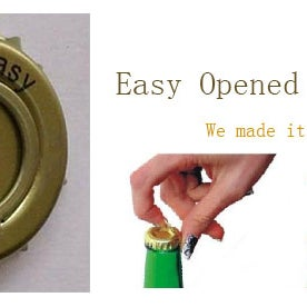 Easy Open Bottle Cap With Sugru