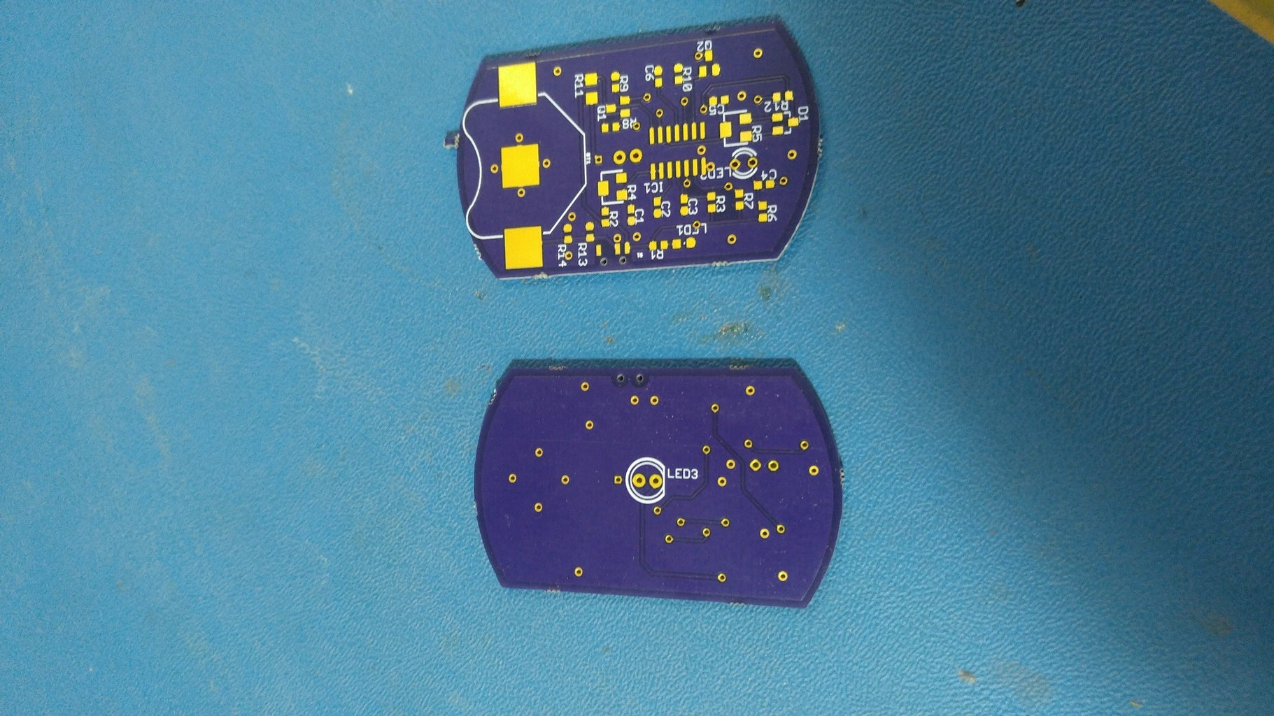 Order the PCBs From a Board-house