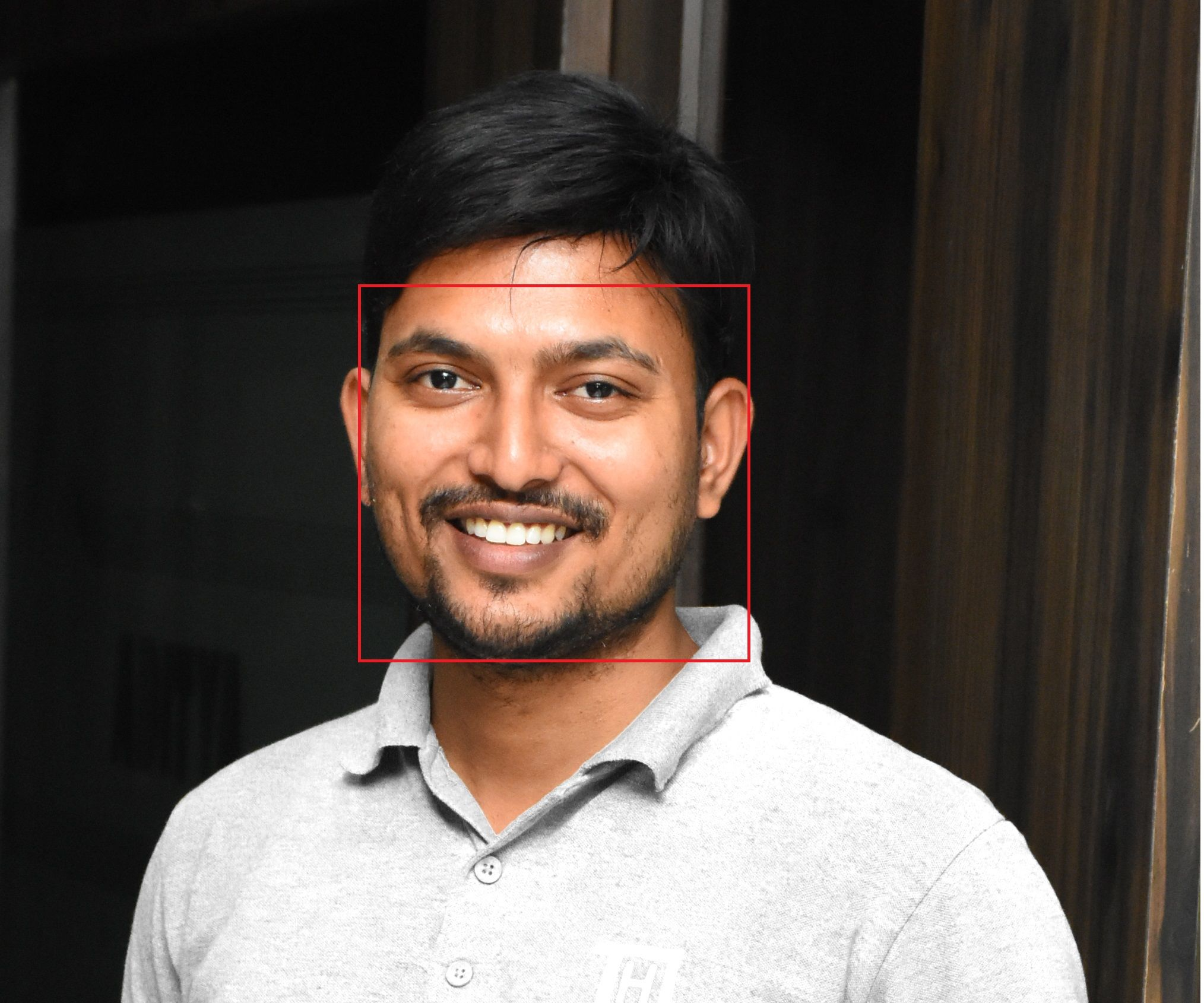 MATLAB Easy Face Detection