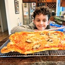 Scratch-in-a-Flash Pizza in Five Easy Steps