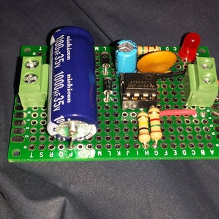 How to Make a Voltage Inverter
