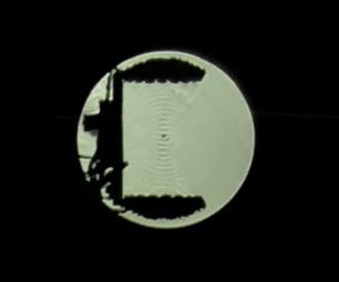Smartphone Schlieren - See Sound Waves