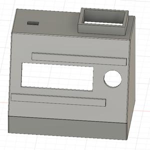 Optional 3D Print Housing