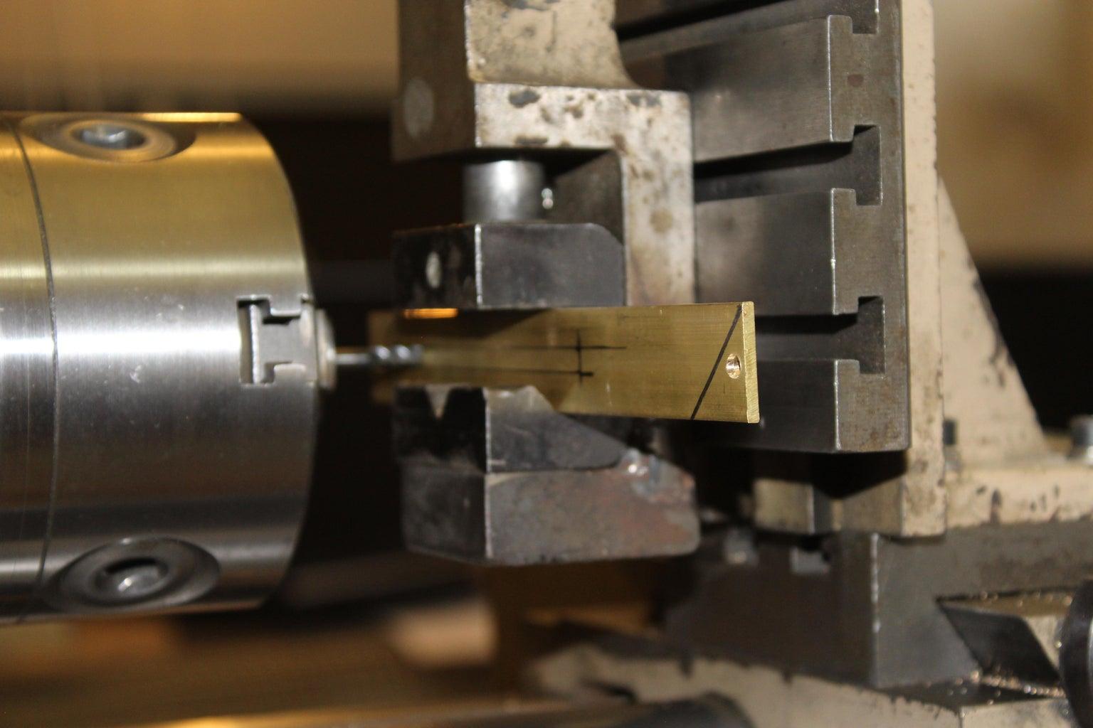 Making the Blade - II (Cutting, Shaping)