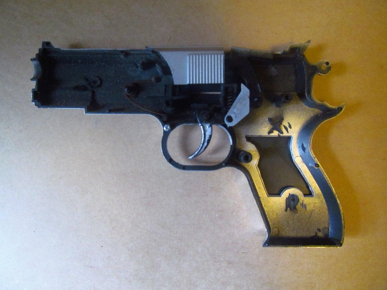 Preparing the Gun