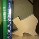 How To Make A Texas Bookend