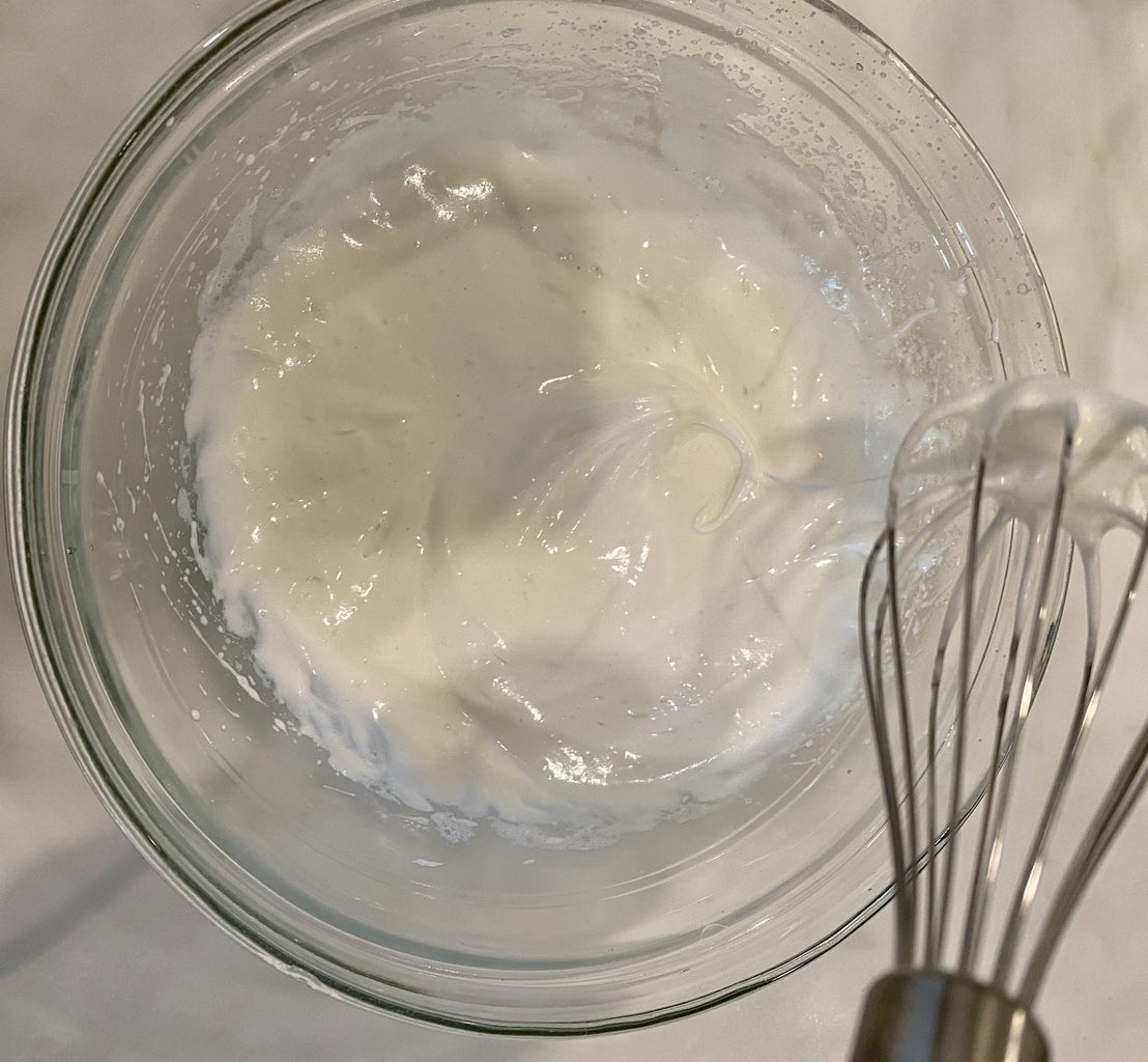 Add in the Cream of Tartar, Salt, and Sugar