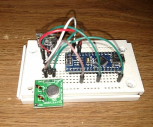 How to Make a Simple Security System (startup)
