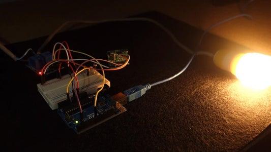 Luz De Segurança Noturna Com Arduino