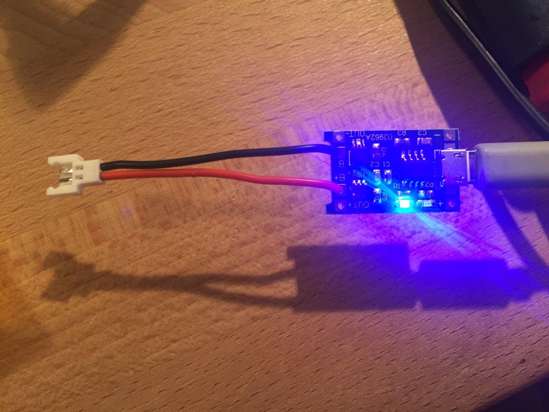 Step 3: Prepare Charging Circuit