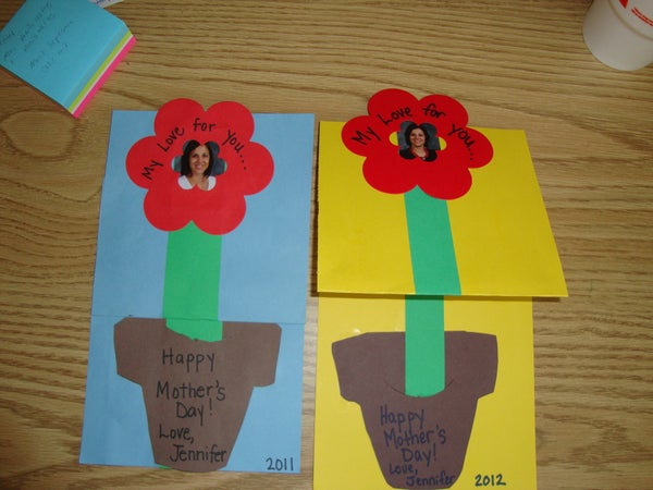 Mothers Day Card: My Love for You....Grows and Grows!!!
