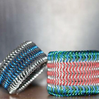 Stretch Chainmaille Bracelet