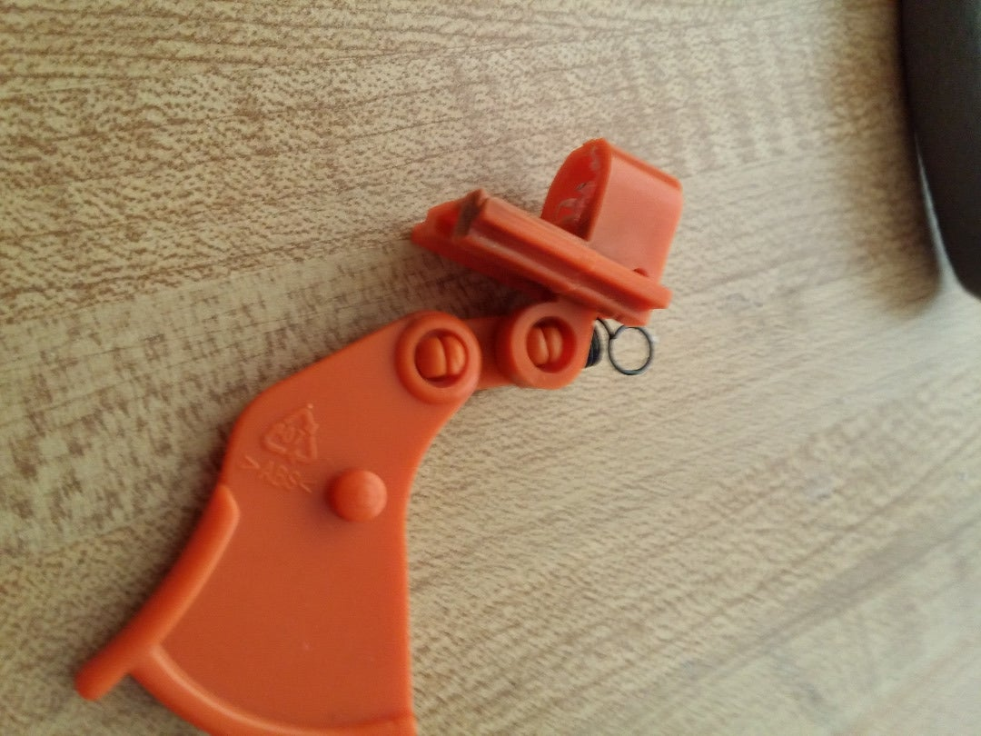 The Glue Gun: Opening and Trigger