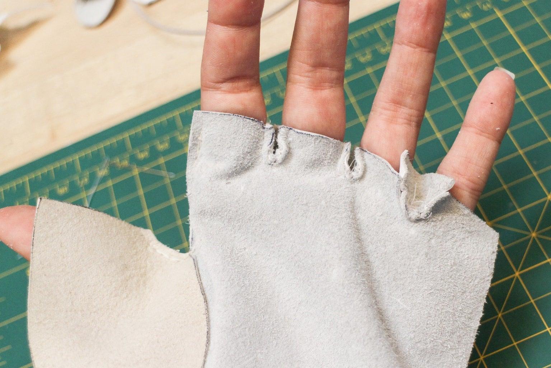 Finish Constructing Hand