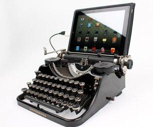 USB Typewriter Kit for Underwood Portables