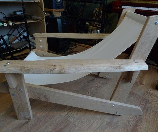Adirondack Deck Chair