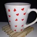 Hot Glue Coffee Stick Wooden Pallet Coaster