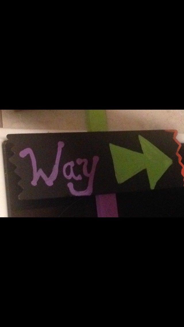 Painting/wording
