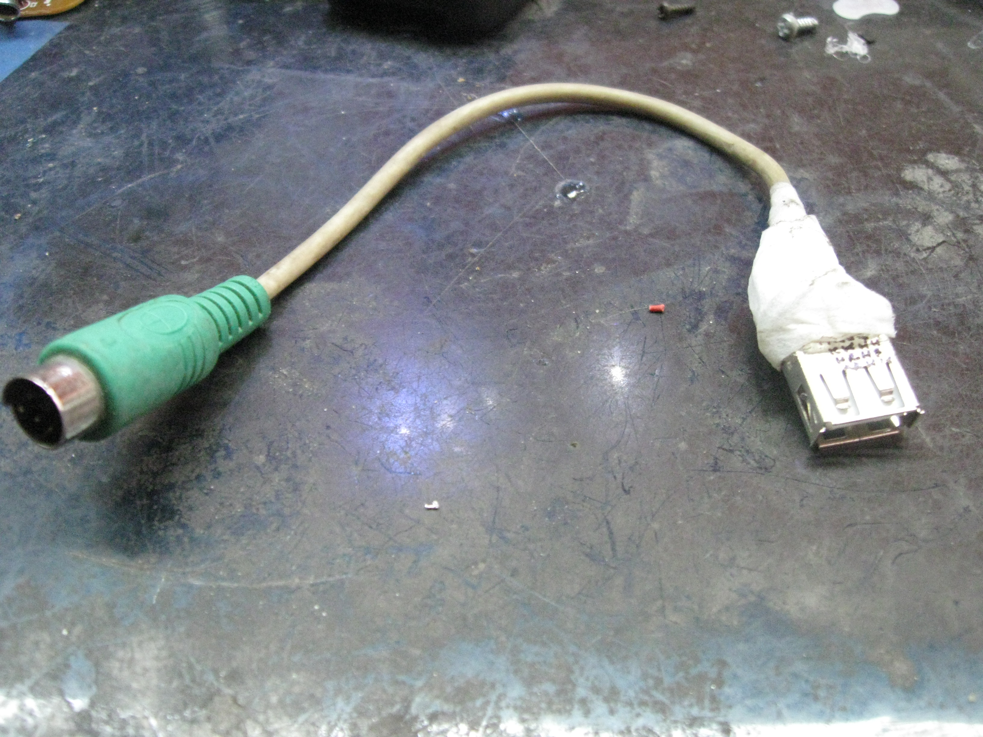 USB to PS/2 Convertor - InstructablesInstructables