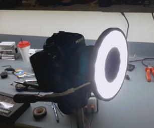 3dPrinted Ring Light