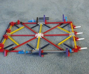 Knex Paper Tray Thats Holds Your Paper