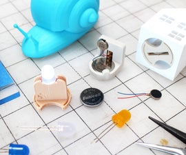 3D Printing With Circuits Class