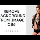 How to Remove Background From Image || Photoshop CS6 2017