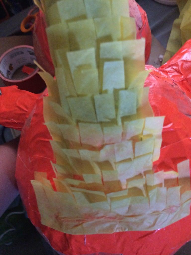 Tissue Paper Fur