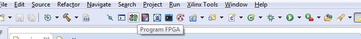 Program the FPGA