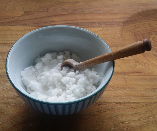 Let's 'Make' Sea Salt