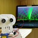 Radar Gráfico Con Arduino Y Processing