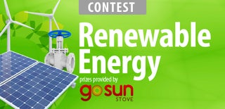 Renewable Energy Contest