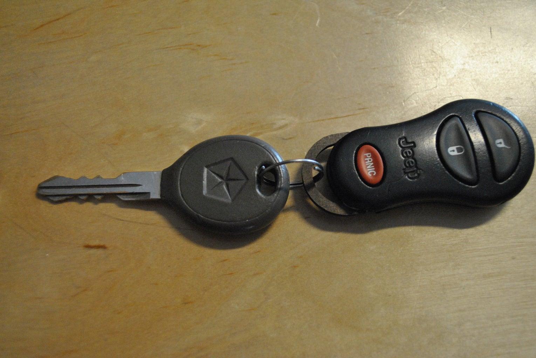Repairing a Key Fob