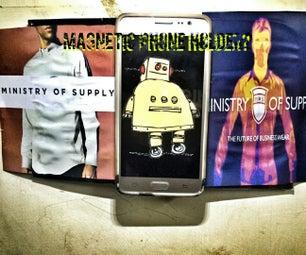 MAGNETIC PHONE HOLDER!(UNIVERSAL)