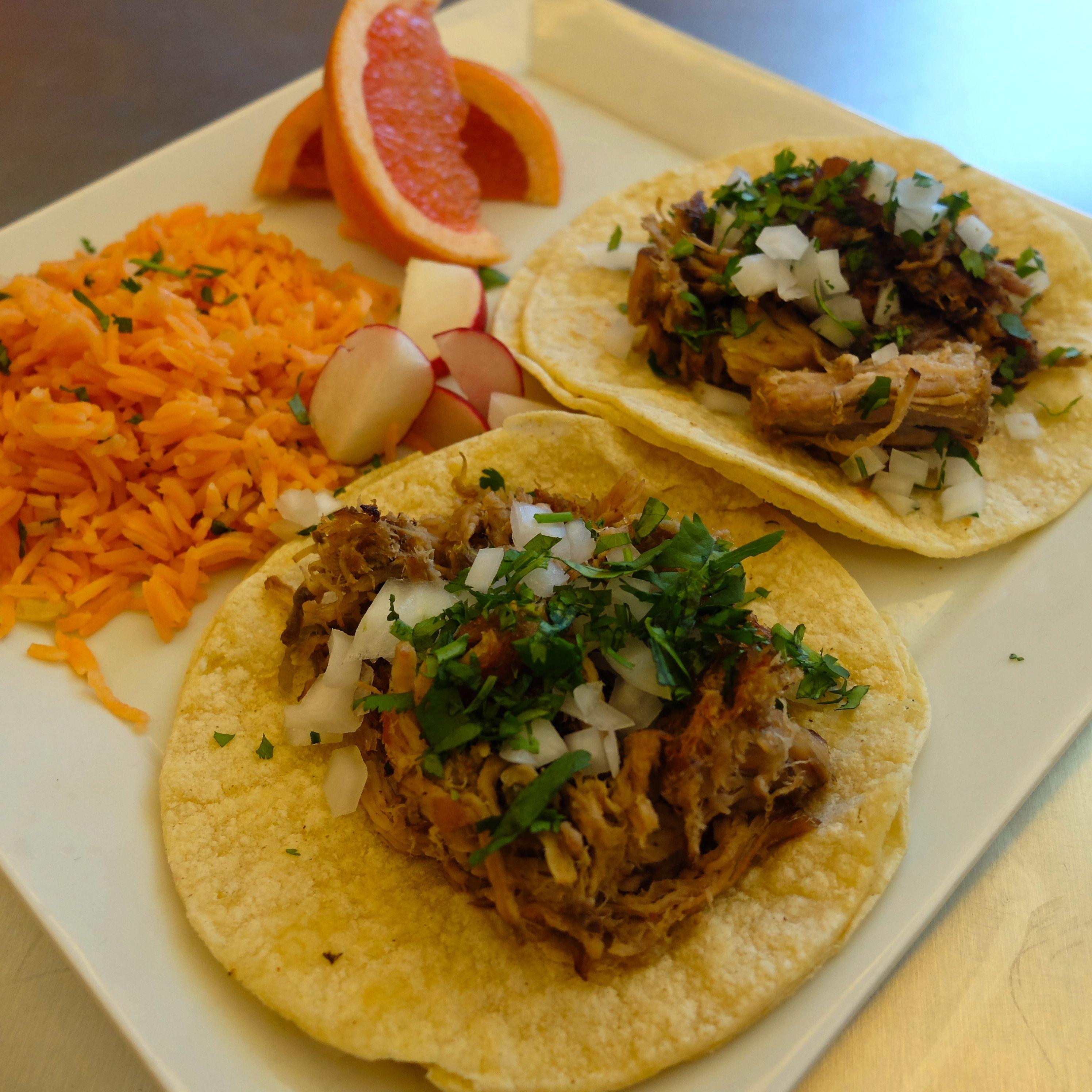 Impossibly Easy Carnitas Tacos