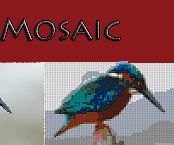 Easily Create a Lego Mosaic of Anything!