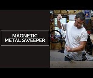 Magnetic Metal Sweeper