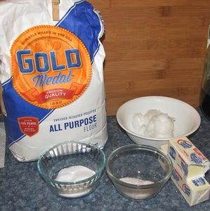 Prep Work - Pie Crust and Maceration