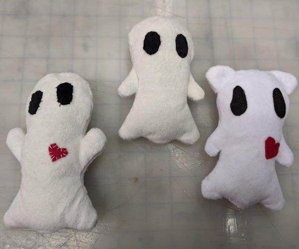 Stuffed Ghosties