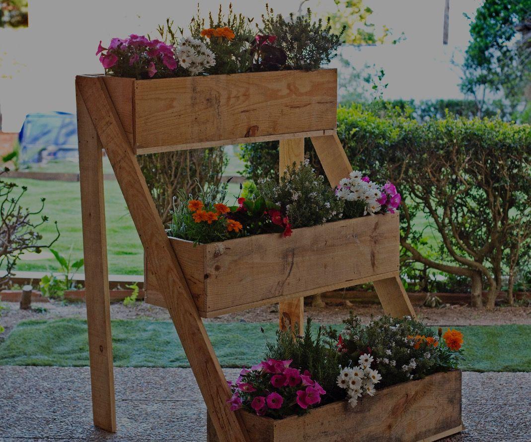 Make a Sub-Irrigated Garden Planter