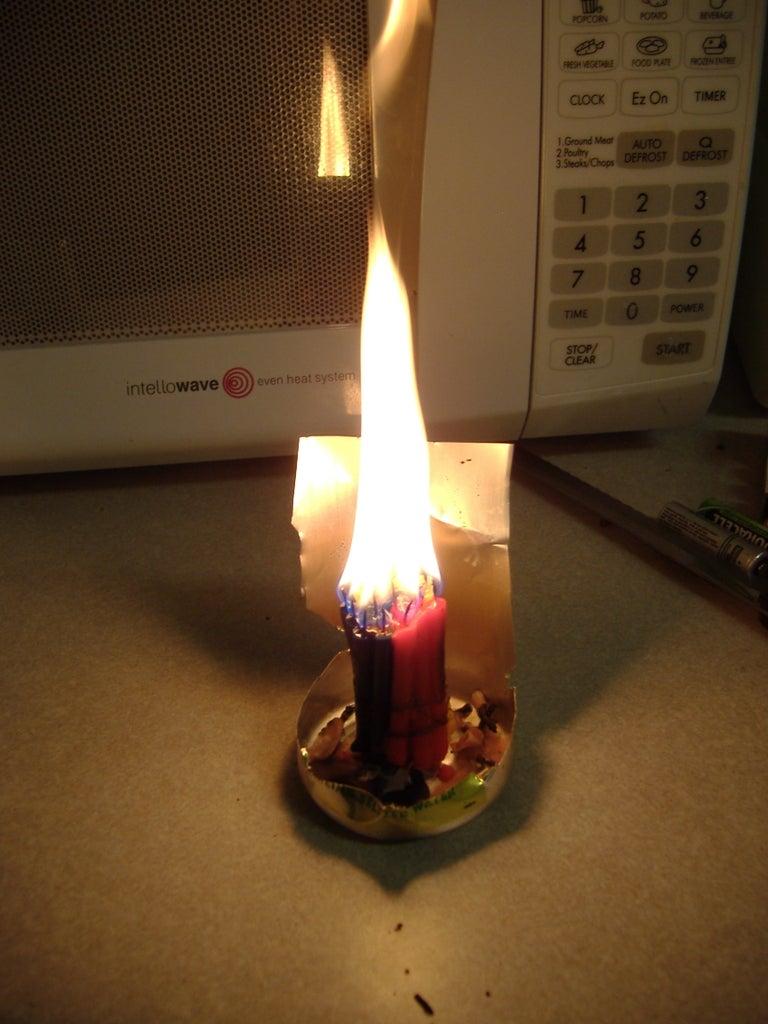 Mega Birthday Candle of Doom!!!!111!!!ELEVEN!!!!