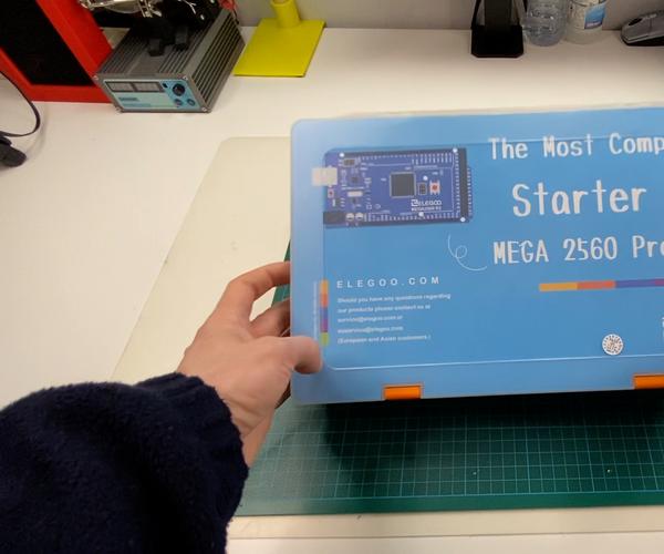ELEGOO Mega 2560 the Most Complete Starter Kit - Review