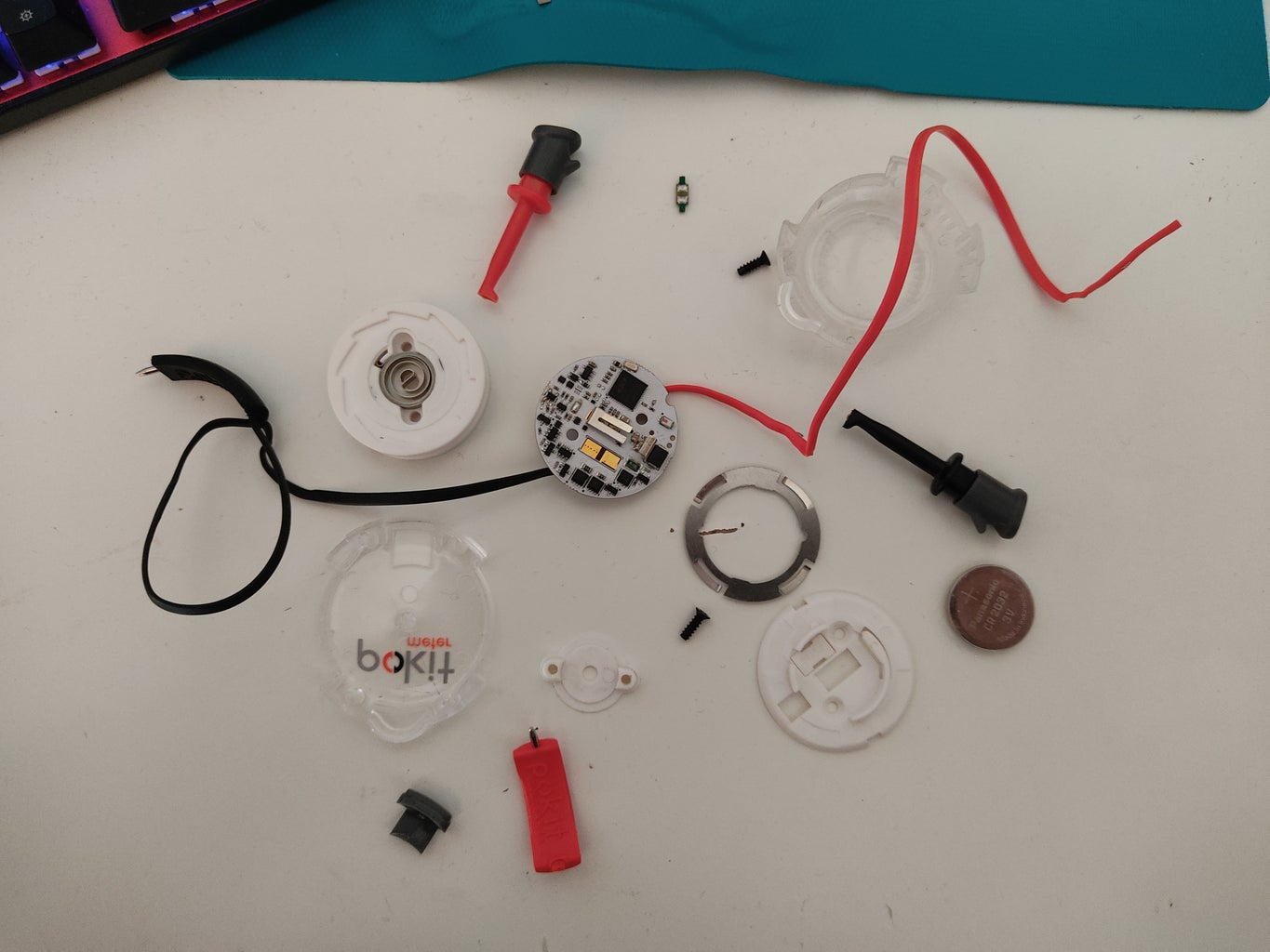 Replace the Leads on a PokitMeter