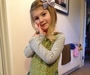 How to Sew a Pinafore