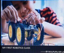 避障机器人,在线仿真