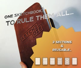 One Sketchbook, to Rule Them All…