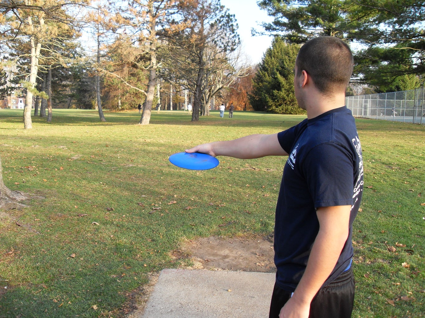 Throwing With Grip #1