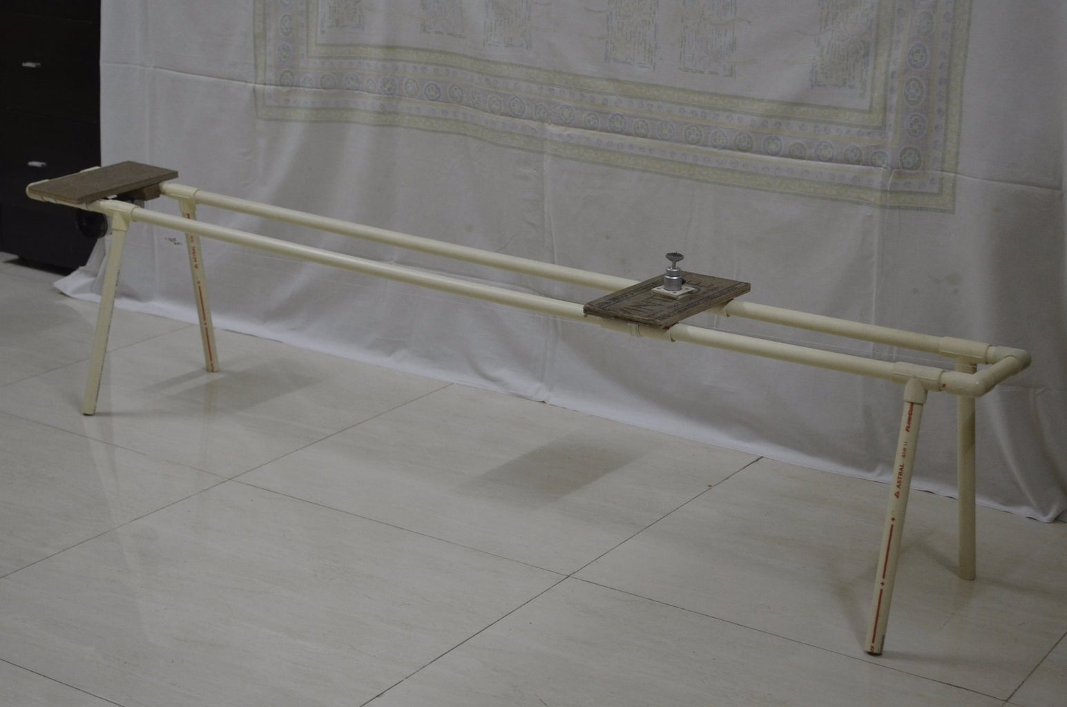 Constructing the Dolly Frame