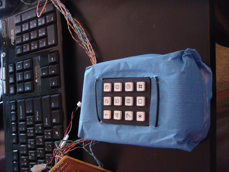 Hardware Add-on 1 - Keypad