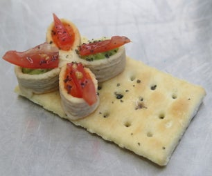 Lucky Hummus 3d Food Printing Experience